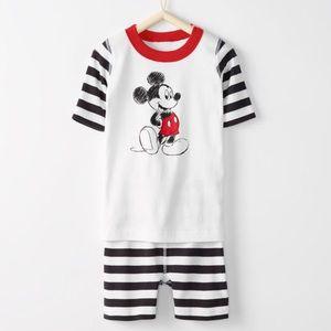 Hanna Andersson Mickey Mouse Pajamas